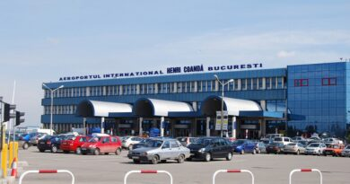 Bucharest Henri Coanda International Airport